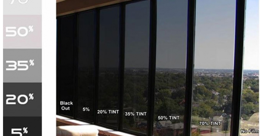 Window film development